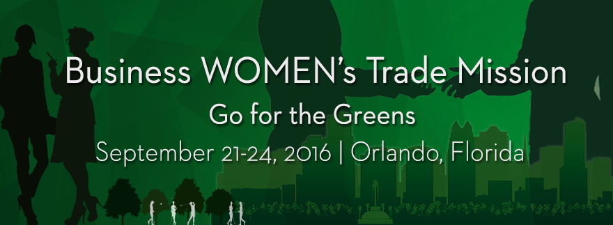 Learn more about the Go for the Greens Business Development Conference 2016