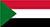 Drapeau du Sudan