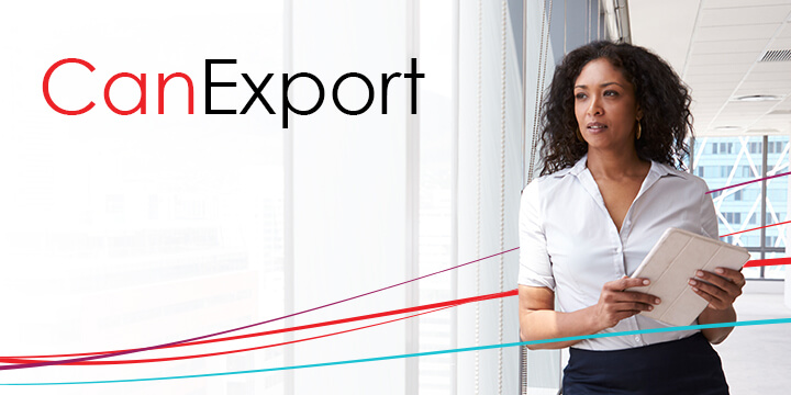 CanExport - Funding for SMEs, innovators, associations and communities