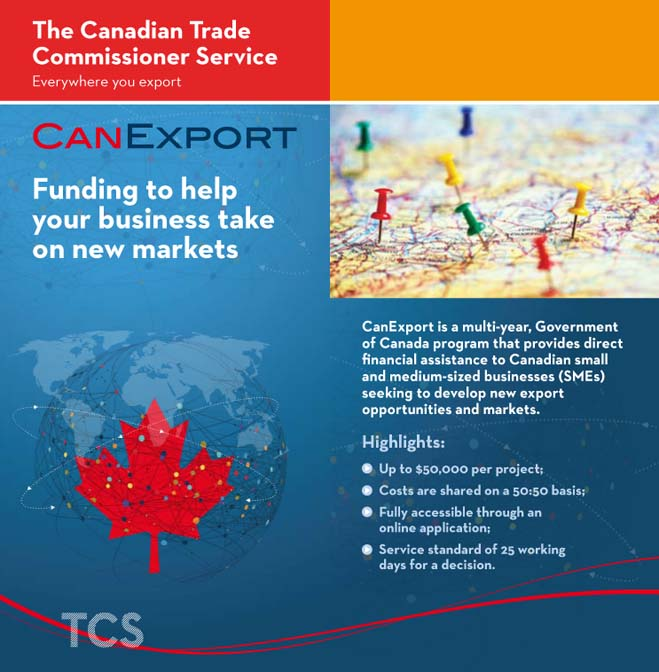 Contact the Canadian Trade Commissioner Service