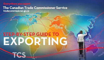 TCS - Step-by-step guide to exporting